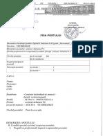 8. Fisa Postului Asistent Medical - Neurologie