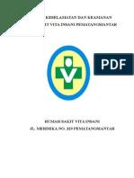 Mfk 4 Panduan Keselamatan Dan Keamanan Rumah Sakit Vita Insani Final