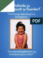Tagalog- Getting School Ready!