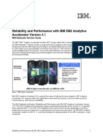 Reliability and Performance With IBM DB2 Analytics Accelerator