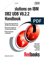 SAP Solutions on IBM DB2 UDB V8.2.2 Handbook