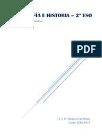 PDLOMCE -GeH- 2º ESO