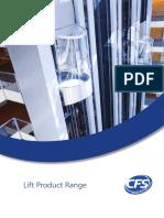 CFS Lift Product Range