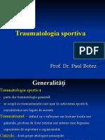 3.Traumatologia sportiva