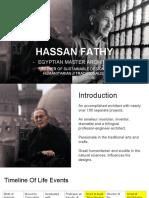 Hassan Fathy - Semester II