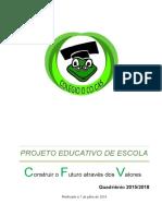 Projeto Educativo 2015 2018_final