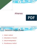 Alkenes Class Presentation