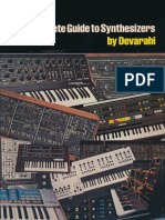 Devarahi 'the Complete Guide to Synthesizers'