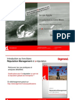 Introduction au Livre Blanc Reputation Management et e-réputation 2010