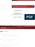 7LeHongPhuong-Deep Learning for Text