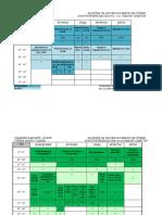 Raspored Za II Ciklus Za-gradeznistvo, Geodezija i Geotehnika 2016_17 Zimski Semestar