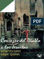 Consejo Del Diablo a Los Jesuitas