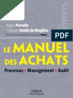 Le Manuel Des Achats (1)