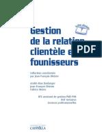 81925592 Les Relations Clients Et Fournisseurs 1