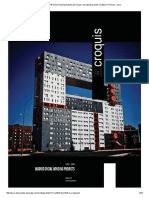 Social Housing Analysis [El Croquis Recreation] by Mark Jonathan a Thomas - Issuu