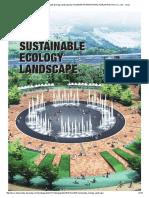 Sustainable Ecology Landscape by Hi-Design International Publishing (Hk) Co., Ltd