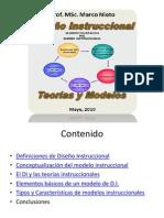 DISEÑO INSTRUCCIONAL, TEORIAS Y MODELOS
