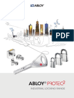 Abloy Protec2 Industrial Locks