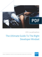 IOS Localization – the Ultimate Guide to the Right Developer Mindset