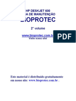 Manutenção Impressora Hp 02