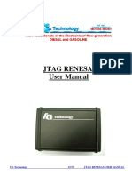 New Fgtech Jtag Renesas User Manual