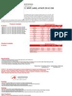 Nimonic Pe11 Material Nimonic Pe11 Pipe Nimonic Pe11 Tube