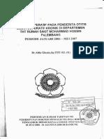 Evaluasi Omsk Rsmh 2006-2007