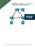 Configuring Basic Single-Area OSPFv2