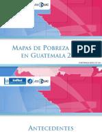 Mapa de Pobreza Rural 2011