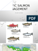 salmon management pres