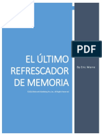 El Ultimo Refrescador de Memoria