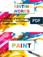 Painting Works