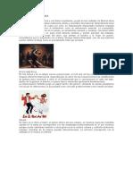 Variedades de La Danza