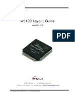 W5100 Layout Guide
