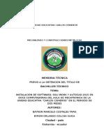 Unidad Educativa Carlos Cisneros