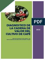Diagnostico de La Cadena de Café
