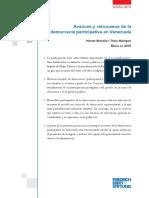 BricenoMaingonDemocracia participativa