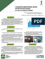 REVITALIZAÇÃO DE CONJUNTO HABITACIONAL SOCIAL       COMO INSTRUMENTO DE POLÍTICA SOCIAL