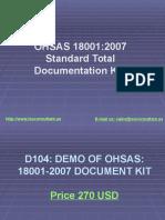 OHSAS-18001-2007-Standard-4075517.ppsx