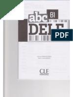 ABC Delf b1 Corr