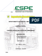 Informe Final PID Luminosidad
