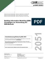 prSIA2051_Vernehmlassungsentwurf