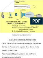 Servicios Banda Ancha