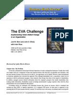 243599541 EVA Challenge Book Summary
