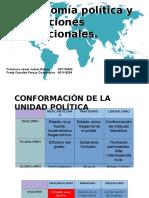 Relaciones Internacionales y Economia Politica
