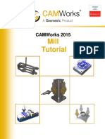 CamWorks Mill Tutorial