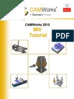 CamWorks Mill Tutorial