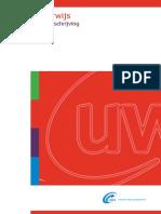 UWV Sectorbeschrijving Onderwijs 2015