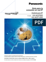 2.- Guia Para La Conexion en Red IP