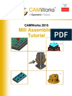CamWorks Mill Assemblies Tutorial